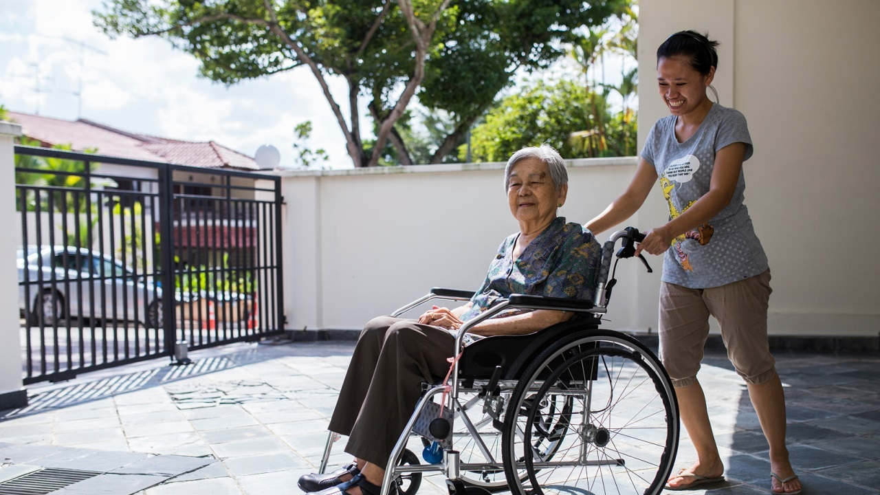 Hiring Maids for Disabled Care