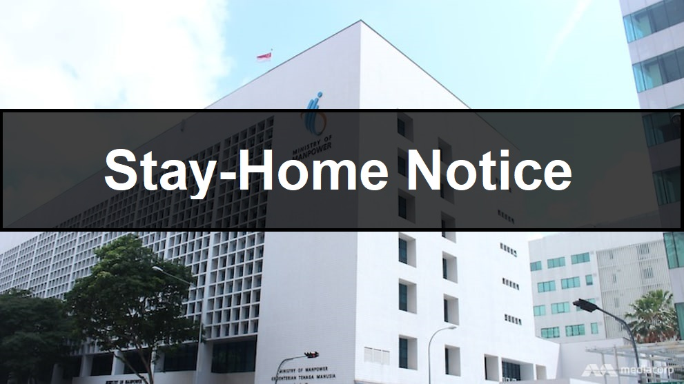 Stay-Home Notice for Maids