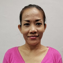 Indonesian Transfer Maid - Maesaroh A10033262 | Universal.sg