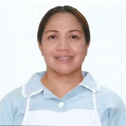 Filipino Transfer Maid - Daylinda A10033362 | Universal.sg