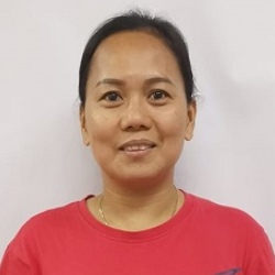 Filipino Transfer Maid - Florence A10033476 | Universal.sg